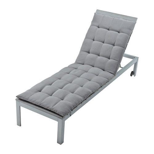 FALSTER Sonnenliege - grau, - - IKEA