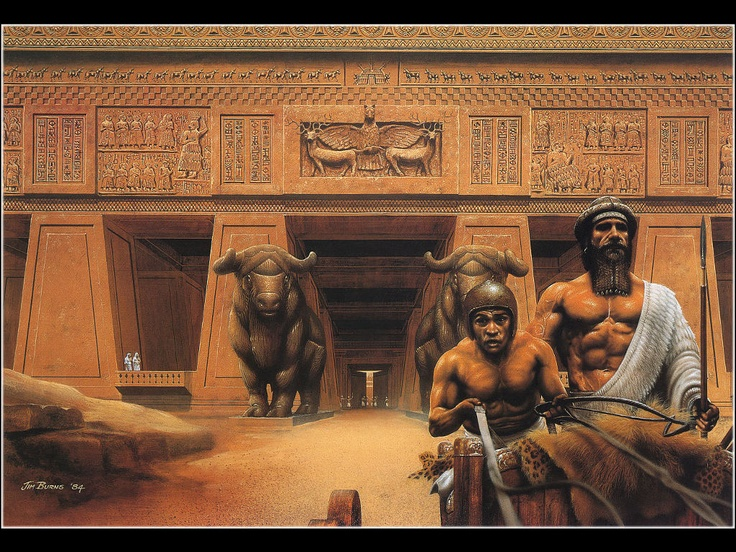 an analysis of the story of gilgamesh a sumerian epic The story of gilgamesh was told throughout the ancient civilizations of  mesopotamia mesopotamia is actually a greek word, meaning land between  the rivers  the flood in the epic of gilgamesh and the story of noah and the  flood) sumeria.