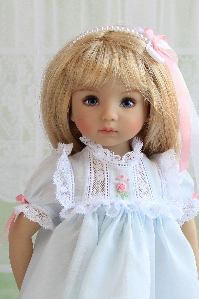 https://flic.kr/p/R3MTum | IMG_68612 dress for little darling by alenatailorfordoll