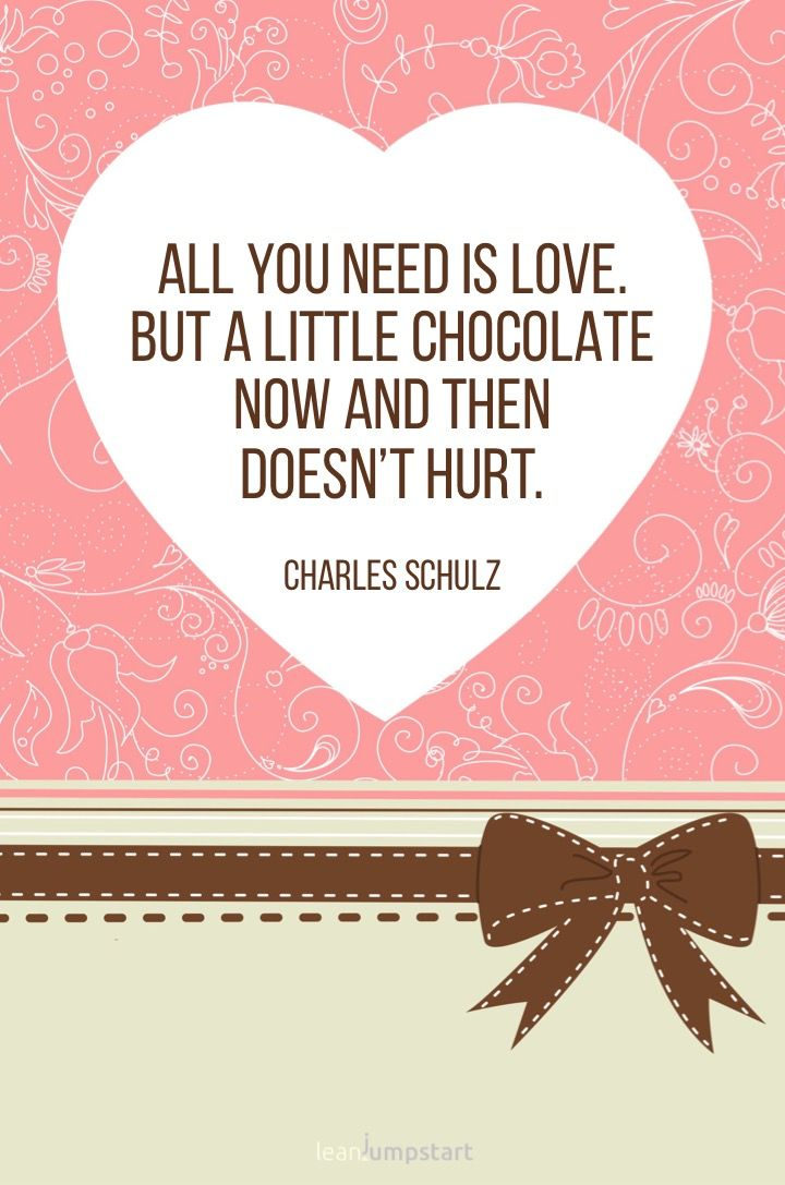 The 25+ best Chocolate love quotes ideas on Pinterest   Chocolate ...