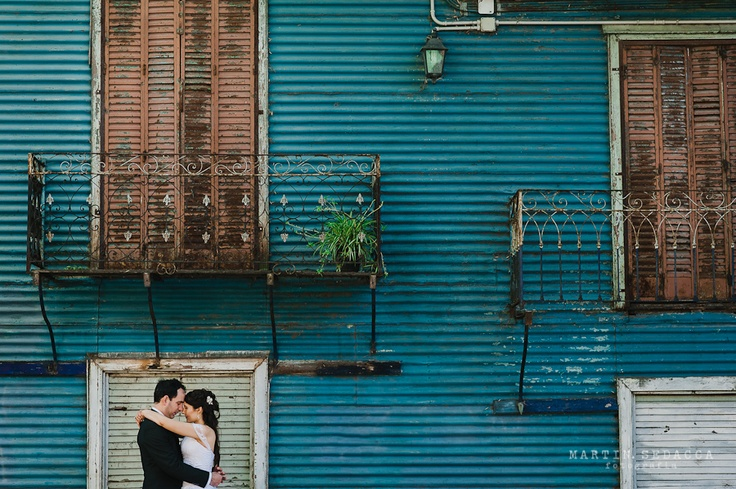La Boca Wedding