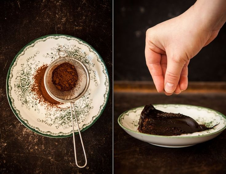 MADE BY MARY - LIVSFARLIG LAKRITSFUDGEKAKA (liquorice fudge cake)
