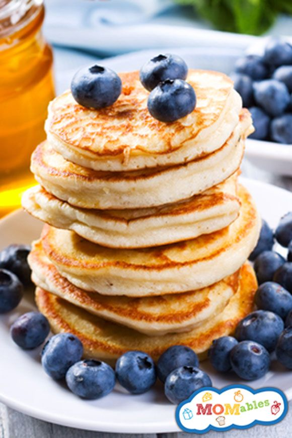 these allergy friendly pancakes are egg-free, dairy-free, gluten-free but they are also perfectly fluffy and delicious!