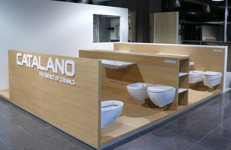 Catalano Showroom Fisar.  Design http://www.studiomartino5.it/