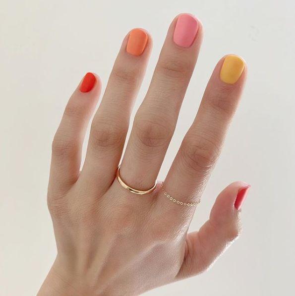 Sommernagelkunsttrends, die Sie überall sehen werden – Nails