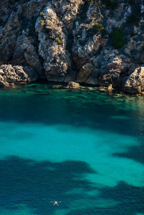 Explore the quiet side of #Ibiza—the small towns, hidden beaches, and low-key hotels and restaurants of the #Spanish island's north and west.