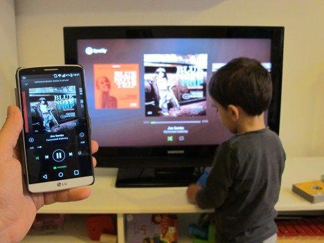 Videos en Google Drive: Cómo verlos en el TV con un ChromeCast