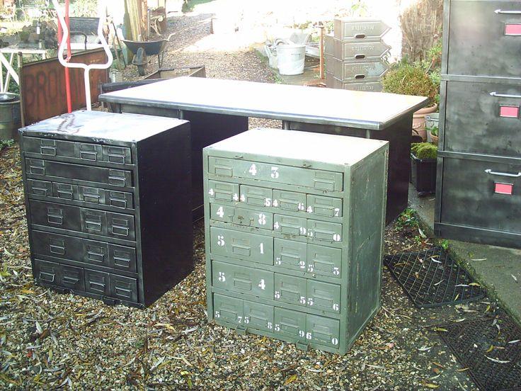 Ancien meuble militaire restaur sortie d 39 usine morgny eure mobilier meuble et - Meuble ancien restaure ...