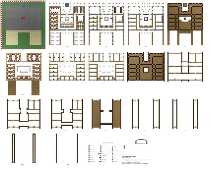 112 best minecraft blueprints images on pinterest | minecraft