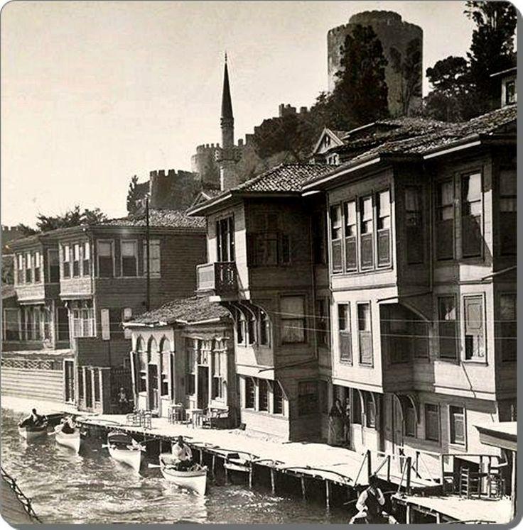 Rumelihisarı - 1880