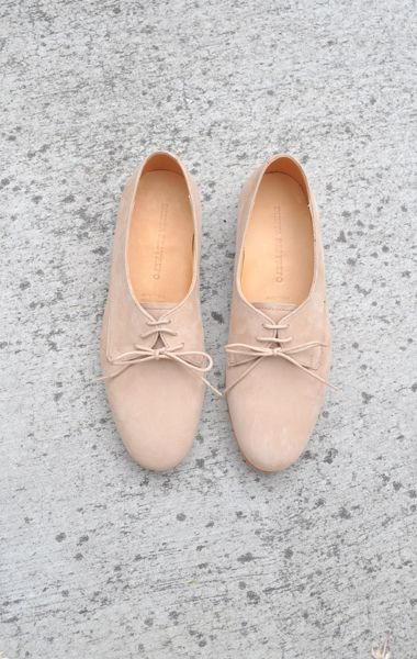 breezy cali oxford // dieppa restrepo shoe laces tied at bottom: Fashion Shoes, Cali Oxfords, Breezy Cali, Restrepo Oxfords, Dieppa Restrepo, Breezi Cali, Oxfords Shoes, Nude Oxfords, Girls Shoes