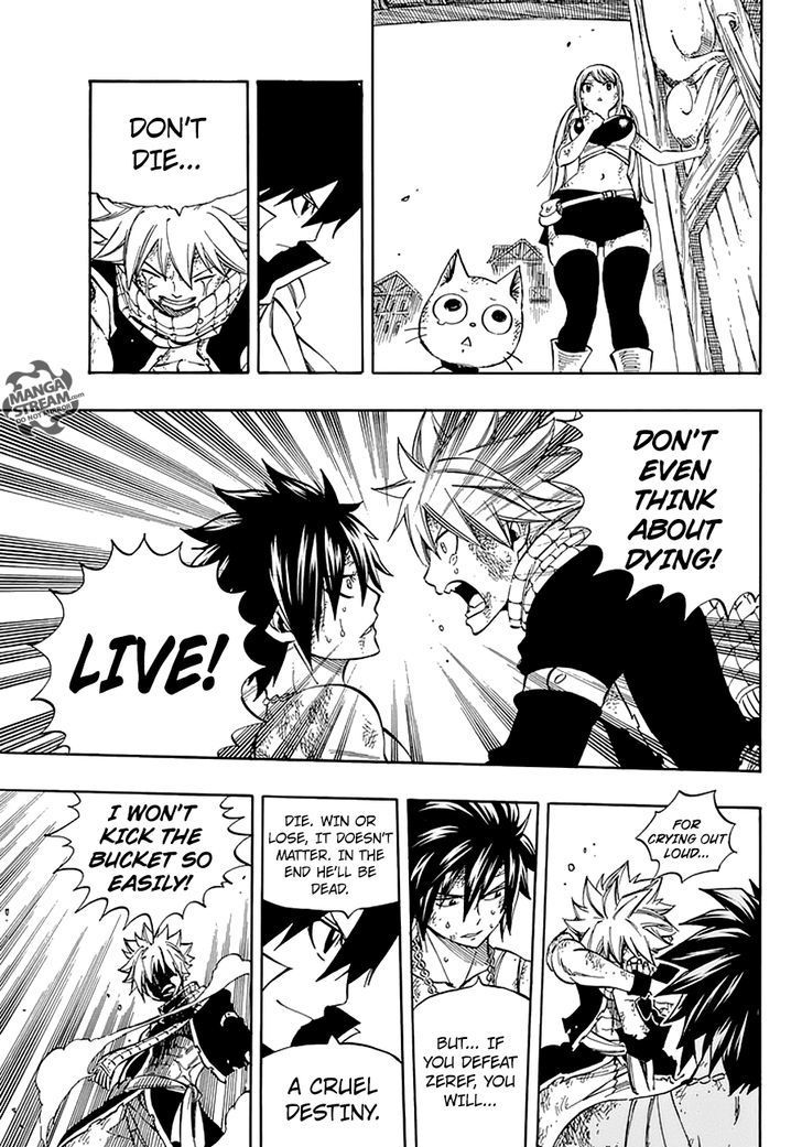 Fairy Tail chapter 523 page 13