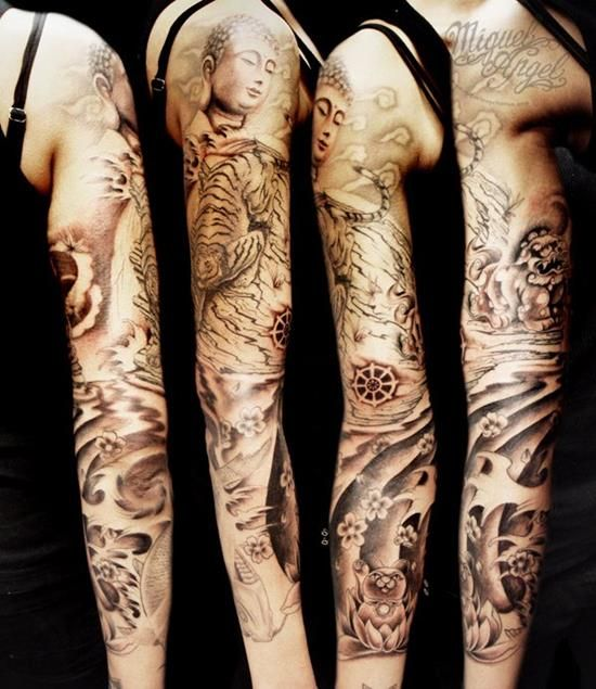 200 Best Sleeve Tattoos For Men Ultimate Guide January: 200 Best Sleeve Tattoos For Men (Ultimate Guide, March