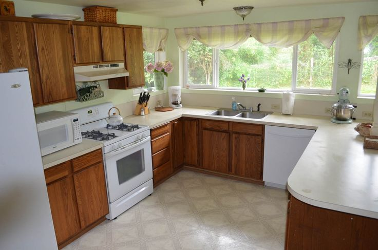 where can i find used kitchen cabinets best 25 painted oak cabinets ideas only on 28395