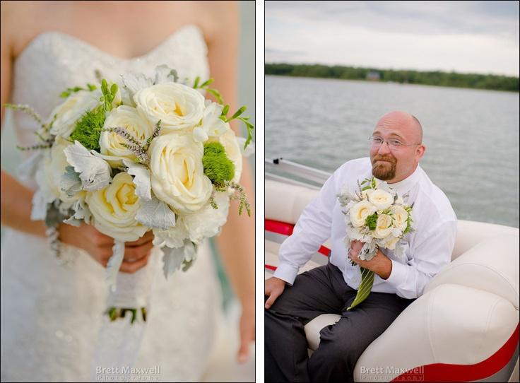 flowers by Petal and Forrest, michigan outdoor wedding  http://brettmaxwellphoto.com