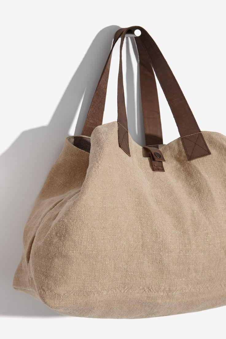 bolsos lino arpillera - Buscar con Google