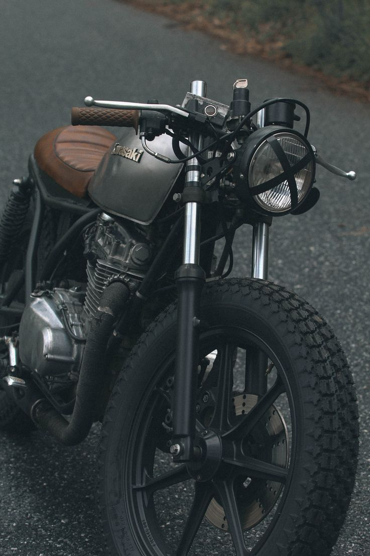 30 best KZ440 images on Pinterest | Cafe racers, Custom bikes and ...
