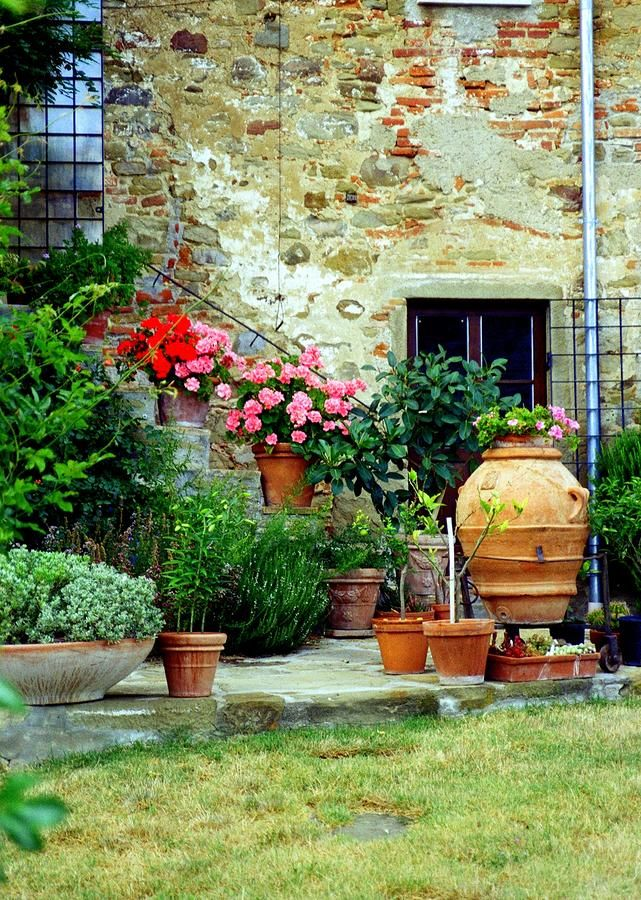 120 Best Italian Patios Images On Pinterest