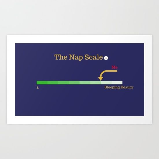 I think I would measure higher on the Nap Scale than that! comes in #mug #travel mug and #tote from #society6