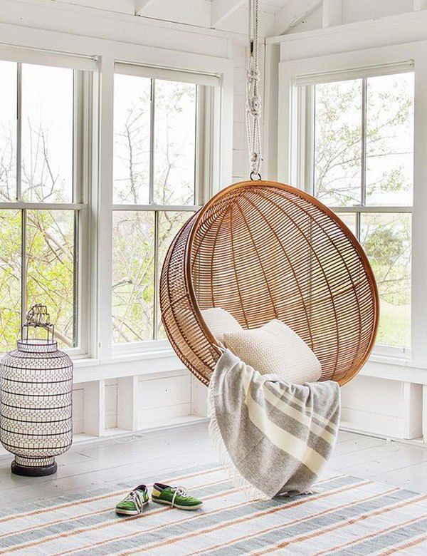 Indoor Swing Chairs Inspirations For Your Home Decor Hanging