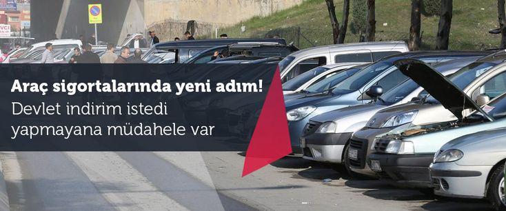 Başbakan Binali Yıldırım'ın da talimatıyla Hazine, sigorta şirketlerinden, trafik sigortası fiyatlarında indirim sözü istedi. Beklenen indirim olmazsa, devlet müdahalesi gelecek.