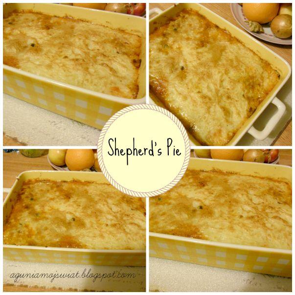 ...Dalwi... blog o szyciu i nie tylko: Zapiekanka pasterska (Shepherd's Pie)
