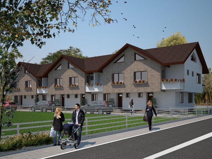 Dezvoltatorii  ansamblului ce poarta numele de New House Residence, va ofera posibilitatea achizitionarii unei locuinte confortabile, intr-un nou proiect imobiliar dezvoltat in Zona de Sud, sub numele de New House Villas. Acesta este caracterizat de un regim de inaltime P+1+M si este format din 6 imobile insiruite, care au in compunere: 4 camere, 1 balcon si o terasa,  90 mp suprafata utila si 190 mp suprafata teren. Pretul incepe de la 82.000 euro.