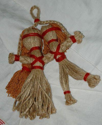 Куклы обереги своими руками и мастер классы — Мир увлечений