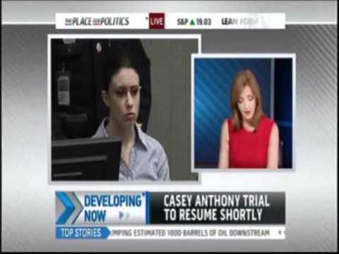 Casey Anthoney Closing Arguments: Attorney, legal analyst and Huffington Post columnist Matt Semino discusses closing arguments in the Casey Anthony trial with MSNBC's Chris Jansing and attorneys Meg Strickler, Karen DeSoto and Susan Filan.