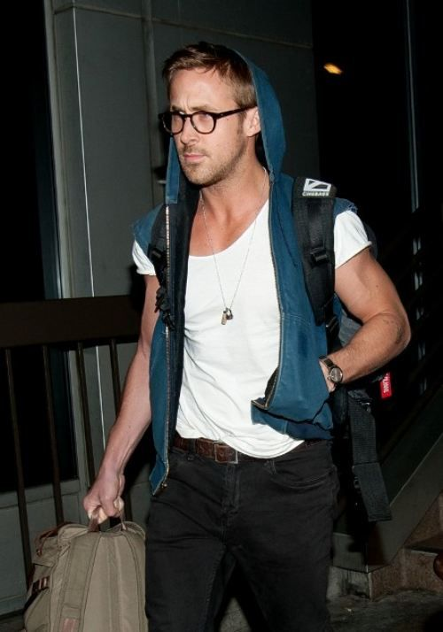 ryan, ryan, ryan: Ryan Gosling, Glasses, The Angel, Street Style, Men Style, Boys, Hey Girls, Hot, Rocks