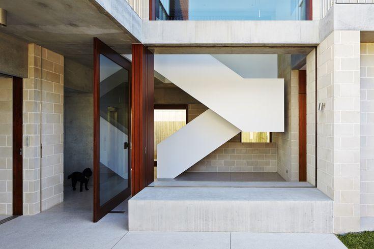 Galeria de Casa Block / Porebski Architects - 2