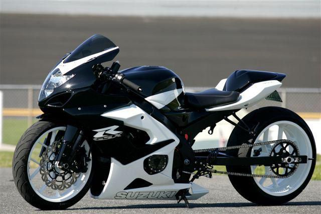 CUSTOM 2005 GSXR 1000 240 FAT TIRE KIT, US $10,601.00, image 2