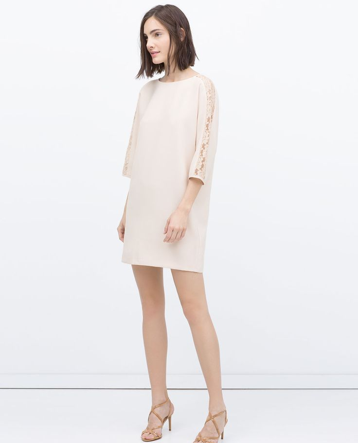 LONG-SLEEVED DRESS-View all-Dresses-WOMAN | ZARA United States