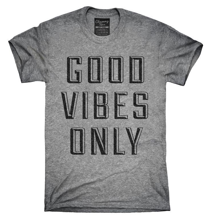 Good Vibes Only Shirt, Hoodies, Tanktops
