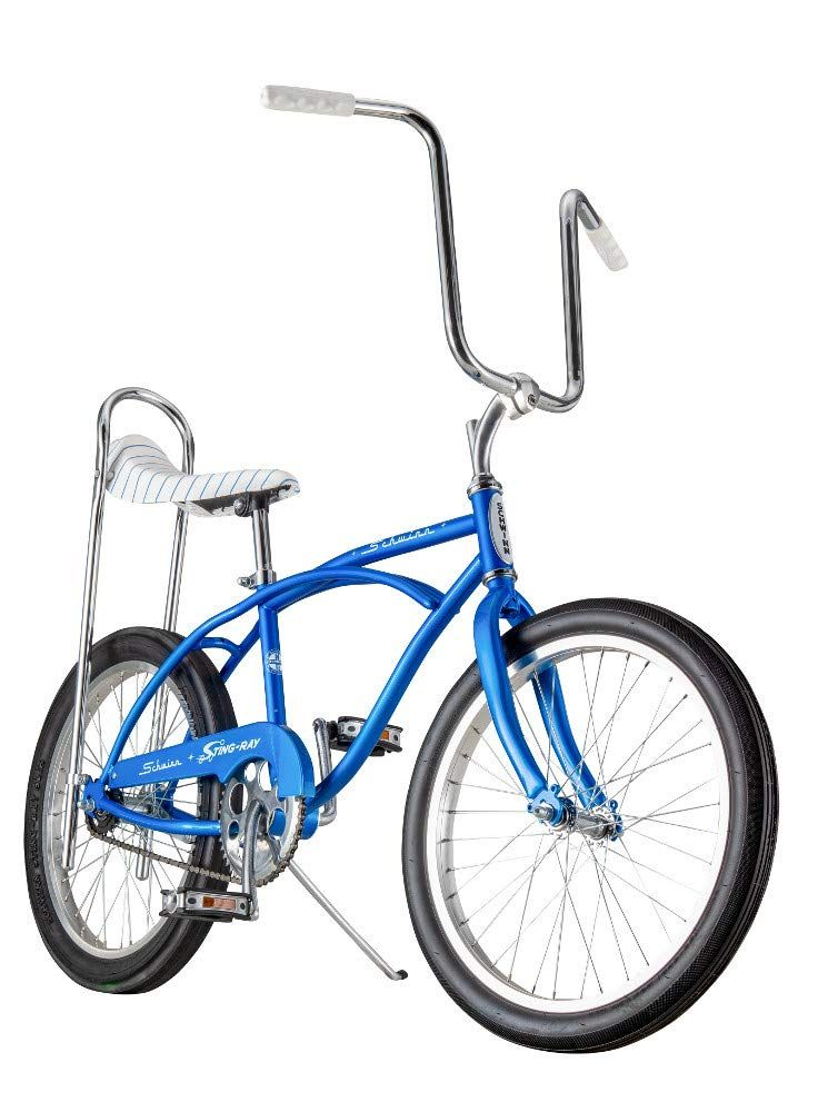 The Schwinn Stingray Schwinn Singlespeed Bicycle Stingray