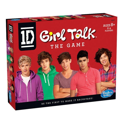 Looks like the stupidest game ever, but I'd probably still buy it because it has their faces on it. -E