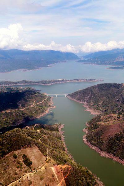 Hidrosogamoso - BGA - es la cuarta hidroeléctrica más potente de Colombia. Aporta el 8,3% de energía que consumen los colombianos durante un año.