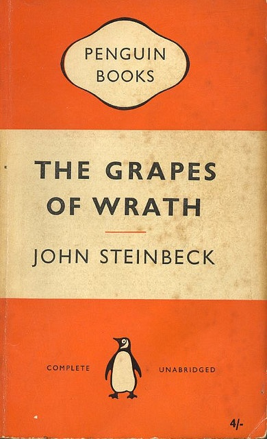 a summary of the book the grapes of wrath by john steinbeck The grapes of wrath by steinbeck, john and a great selection of similar used, new and collectible books available now at abebookscom.