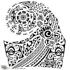 Maori Tattoo Meanings and Symbols #1004 | Tattoos Gallery