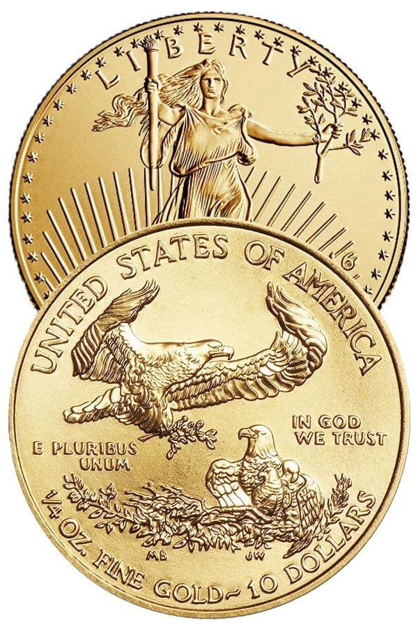 1 4 Oz American Gold Eagle Coins For Sale Money Metals Exchange American Eagle Gold Coin Eagle Coin Gold Coin Price