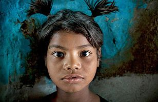 Fotógrafo cambió la vida de una niña de India con imagen que recorrió el mundo | Cultura India