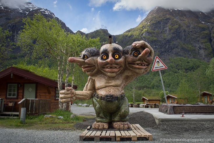 Norway Ultimate Must See Sights Road Trip-41