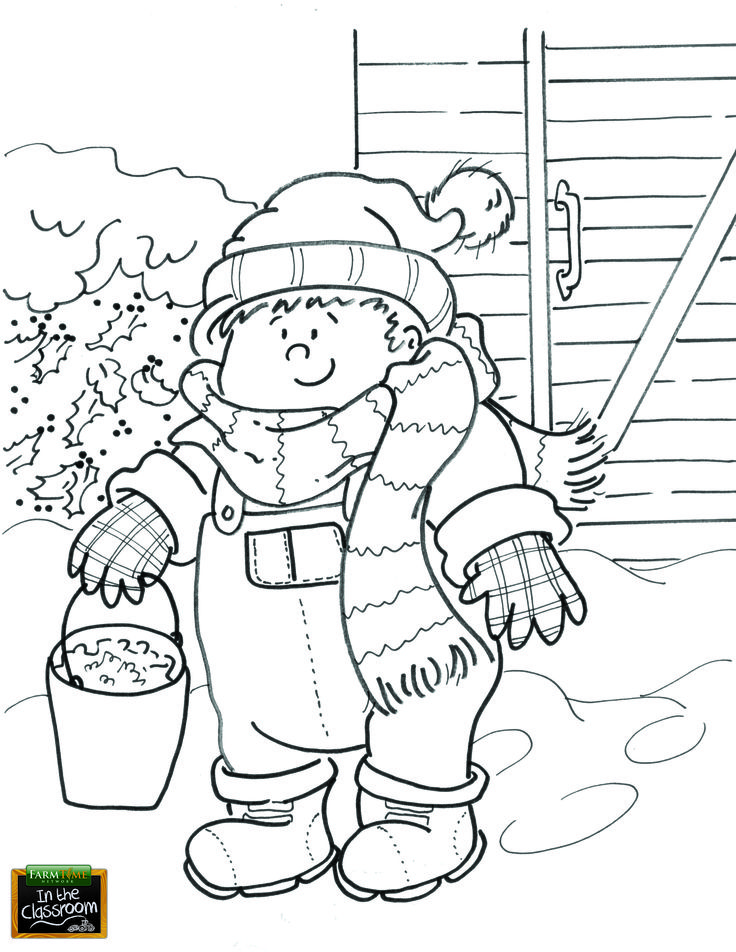 134 best FarmTime in the Classroom Coloring Pages images