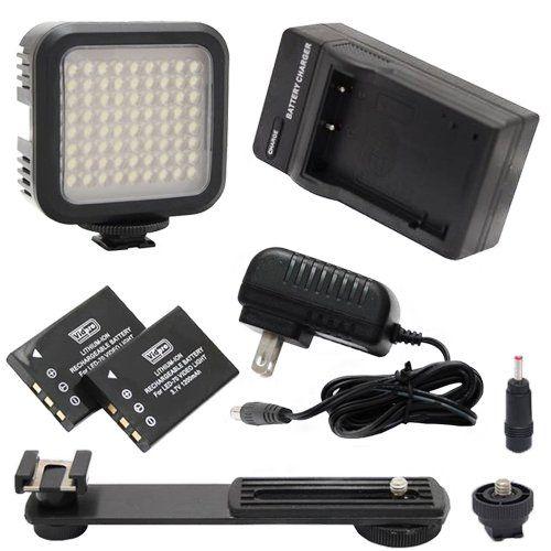 Sony DSC-W120 Digital Camera Lighting 5600K Color Temperature, 72 LED Array Lamp - Digital Photo & Video LED Light Kit - http://slrscameras.everythingreviews.net/10677/sony-dsc-w120-digital-camera-lighting-5600k-color-temperature-72-led-array-lamp-digital-photo-video-led-light-kit.html