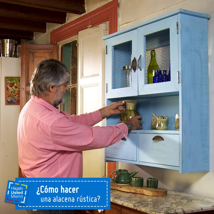 26 best muebles de comedor images on pinterest dining - Como hacer muebles de cocina ...