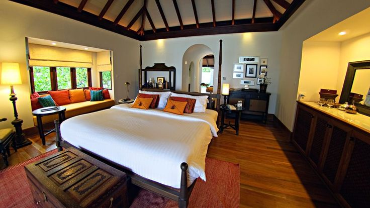 Anantara Kihavah Maldives Villas - guestroom