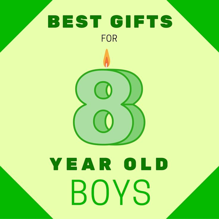 What are the best gifts to buy 8 year old boys?  TOP GIFT LIST HERE!