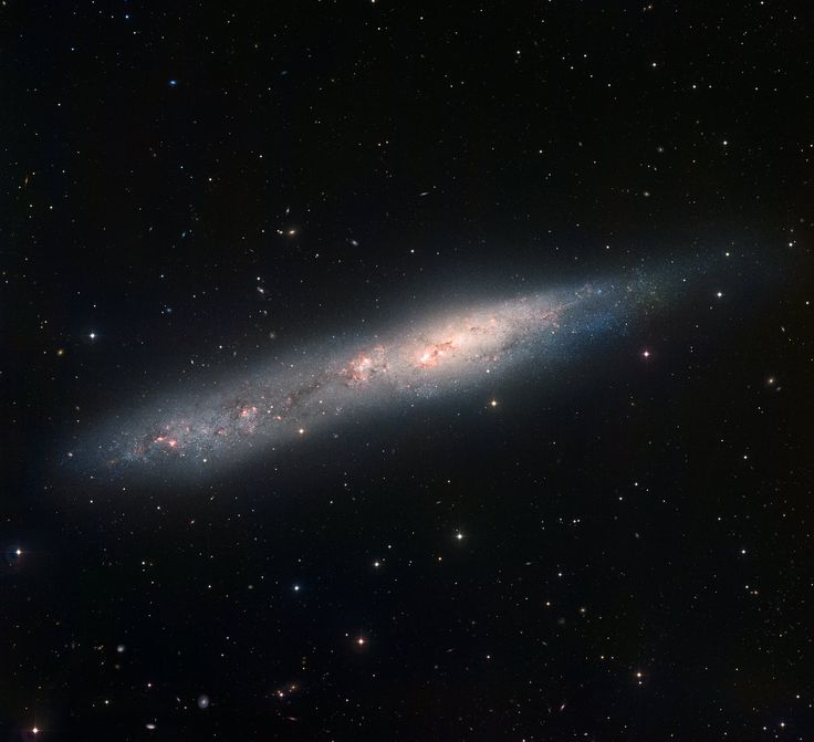 Galaxia Irregular NGC 55