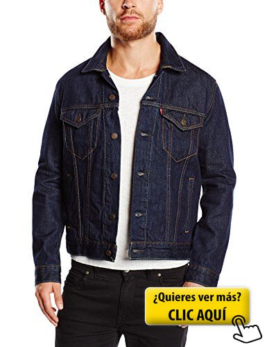 Levi's The Trucker - Chaqueta de manga larga para... #chaqueta
