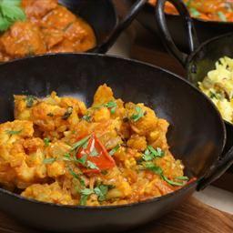 Spicy Cauliflower and Potato Curry (Vegan, Aloo Ghobi) on BigOven